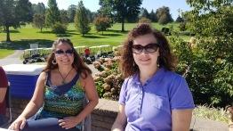 Kathy and Rene