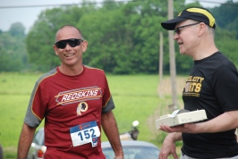RTR 5k Winner/Male