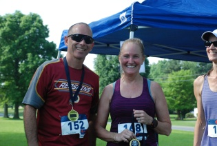 5k Winners, Male/Female