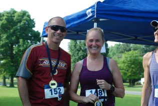 Run the Rails 5k Overall Winners